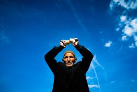 سوگواره دوم-عکس 7-سید علی حسینی-جلسه هیأت فضای داخلی