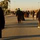 سوگواره سوم-عکس 1-محمد حسین ابراهیمی ورکیانی-پیاده روی اربعین از نجف تا کربلا
