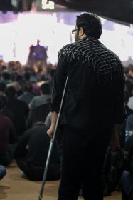 سوگواره پنجم-عکس 166-حسین رضائی سردره-جلسه هیأت