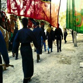 سوگواره پنجم-عکس 6-نسیم اورنگ-جلسه هیأت