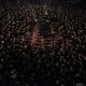 سوگواره چهارم-عکس 11-محمدحسین عزیزی نژاد-جلسه هیأت فضای داخلی