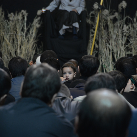 سوگواره پنجم-عکس 36-امیر مسعود اتحادی-جلسه هیأت فضای بیرونی