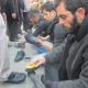 سوگواره دوم-عکس 23-سید صالح پورمعروفی-پیاده روی اربعین از نجف تا کربلا