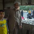 سوگواره چهارم-عکس 19-حسین رضائی فرد-پیاده روی اربعین از نجف تا کربلا