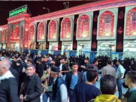سوگواره پنجم-عکس 9-مهسا مقدم-پیاده روی اربعین از نجف تا کربلا