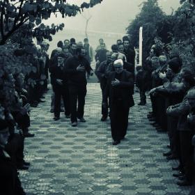 سوگواره سوم-عکس 5-علی صالحی زیارانی-جلسه هیأت فضای بیرونی