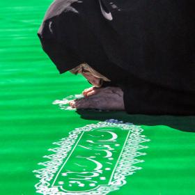 فراخوان ششمین سوگواره عاشورایی عکس هیأت-سید هاشم بهربر-بخش اصلی -جلسه هیأت