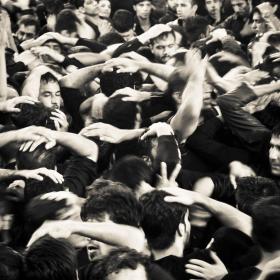 سوگواره چهارم-عکس 138-امیر حسین علیداقی-جلسه هیأت فضای داخلی