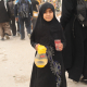 سوگواره سوم-عکس 90-سیده هاله حیدری-پیاده روی اربعین از نجف تا کربلا