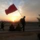 سوگواره چهارم-عکس 2-هادی ابوطالبی-پیاده روی اربعین از نجف تا کربلا