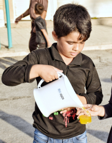 فراخوان ششمین سوگواره عاشورایی عکس هیأت-حسین محبی-بخش جنبی-هیأت کودک