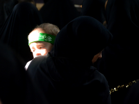 نهمین سوگواره عاشورایی عکس هیأت-حسین اسدی-مجالس احیای امر اهلالبیت علیهمالسلام