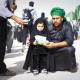 سوگواره چهارم-عکس 10-علی متقی-پیاده روی اربعین از نجف تا کربلا