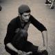 سوگواره سوم-عکس 4-محمد شاه علی-پیاده روی اربعین از نجف تا کربلا