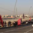 سوگواره چهارم-عکس 45-حسین دیواندری-پیاده روی اربعین از نجف تا کربلا