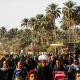 سوگواره پنجم-عکس 48-مجید حجتی-پیاده روی اربعین از نجف تا کربلا