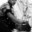 سوگواره دوم-عکس 2-حمید عابدی-پیاده روی اربعین از نجف تا کربلا