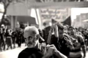 سوگواره سوم-عکس 20-سید محمد جواد ضمیری هدایت زاده-جلسه هیأت فضای بیرونی