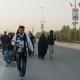 سوگواره پنجم-عکس 116-سید محمد جواد صدری-پیاده روی اربعین از نجف تا کربلا