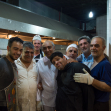 سوگواره پنجم-عکس 9-سید محسن حسینی خواه-جلسه هیأت فضای بیرونی