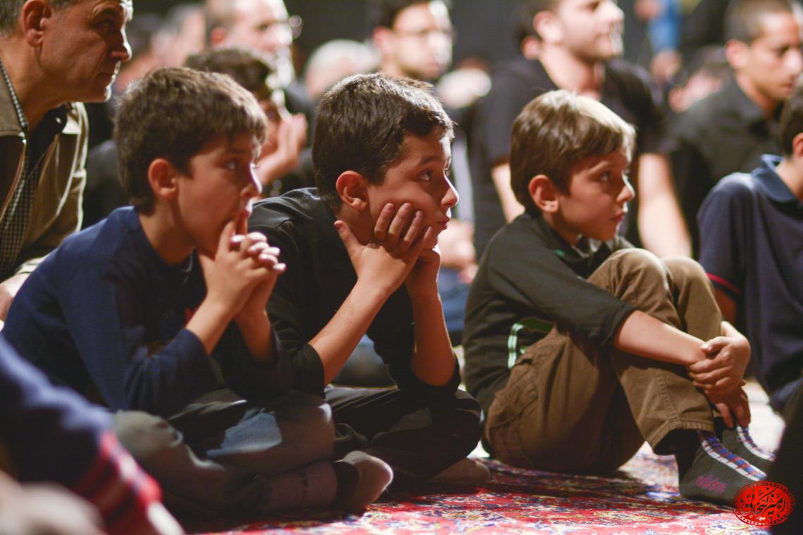 سوگواره پنجم-عکس 126-محمدرضا  خسروی چاهک -جلسه هیأت