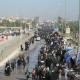 سوگواره دوم-عکس 77-محمد کشاورز-پیاده روی اربعین از نجف تا کربلا