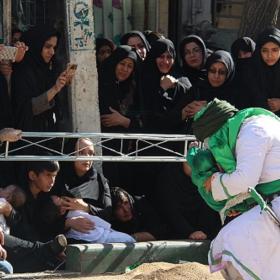 سوگواره پنجم-عکس 30-علی  سلمانی قلیچی-جلسه هیأت