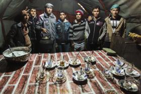 سوگواره سوم-عکس 24-محمدرضا پارساکردآسیابی-پیاده روی اربعین از نجف تا کربلا