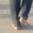 سوگواره سوم-عکس 6-فرهاد کسائی-پیاده روی اربعین از نجف تا کربلا