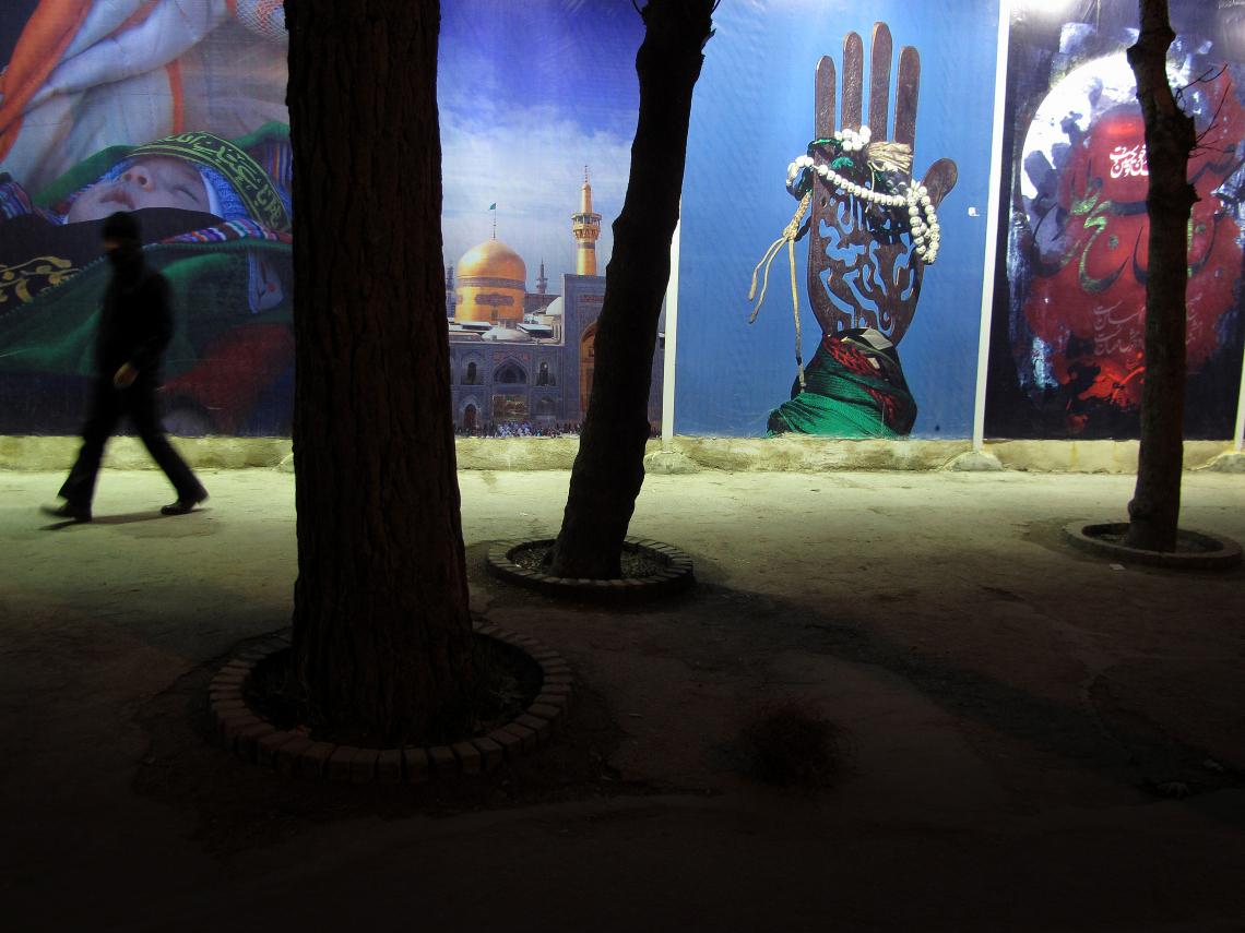 سوگواره سوم-عکس 25-رضا فلاحی مطلق-جلسه هیأت فضای بیرونی