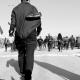 سوگواره چهارم-عکس 8-سعید کرمی-پیاده روی اربعین از نجف تا کربلا