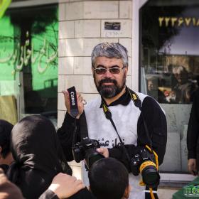 سوگواره چهارم-عکس 30-حسین رحیمی-جلسه هیأت فضای بیرونی