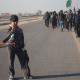 سوگواره دوم-عکس 5-علی ضیائی-پیاده روی اربعین از نجف تا کربلا