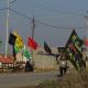 سوگواره چهارم-عکس 28-مجید پناهی-پیاده روی اربعین از نجف تا کربلا