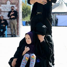 سوگواره پنجم-عکس 11-آمنه محمدی-جلسه هیأت