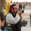 سوگواره دوم-عکس 3-رضا فرزانه-پیاده روی اربعین از نجف تا کربلا
