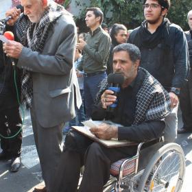سوگواره چهارم-عکس 70-احمدرضا کریمی-آیین های عزاداری