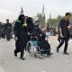 سوگواره چهارم-عکس 60-سید محمد جواد صدری-پیاده روی اربعین از نجف تا کربلا