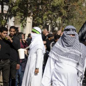 سوگواره چهارم-عکس 11-حسین رحیمی-آیین های عزاداری