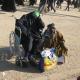 سوگواره دوم-عکس 142-محمد کشاورز-پیاده روی اربعین از نجف تا کربلا