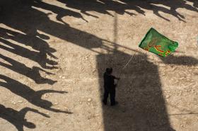 فراخوان ششمین سوگواره عاشورایی عکس هیأت-علی اصغر  فیض اللهی-بخش اصلی -جلسه هیأت