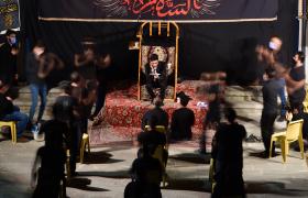 نهمین سوگواره عاشورایی عکس هیأت-امیر قیومی-مجالس احیای امر اهلالبیت علیهمالسلام