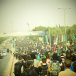 سوگواره پنجم-عکس 2-محمد وحیدیان-پیاده روی اربعین از نجف تا کربلا