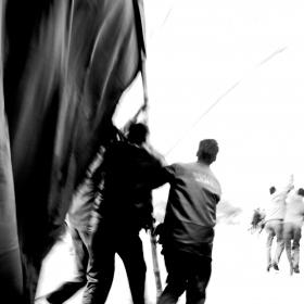 سوگواره دوم-عکس 2-محمود بازدار-جلسه هیأت فضای داخلی