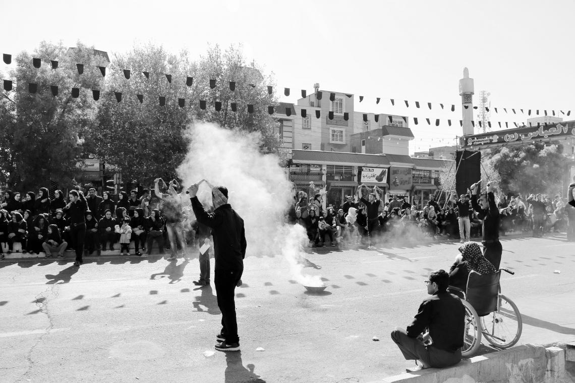 سوگواره پنجم-عکس 43-حسین رضائی سردره-جلسه هیأت