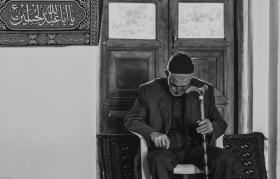 هشتمین سوگواره عاشورایی عکس هیأت-سجاد سعادت-بخش اصلی-سوگواری بر خاندان عصمت(ع)
