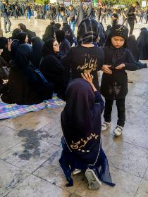 هشتمین سوگواره عاشورایی عکس هیأت-محسن هیزجی-بخش اصلی-سوگواری بر خاندان عصمت(ع)