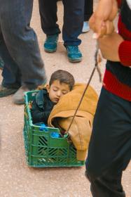 سوگواره سوم-عکس 179-علی ناصری-پیاده روی اربعین از نجف تا کربلا