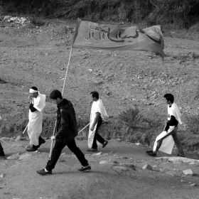 سوگواره پنجم-عکس 14-محمدرضا بهمرام-جلسه هیأت