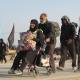 سوگواره سوم-عکس 15-مجید پناهی-پیاده روی اربعین از نجف تا کربلا